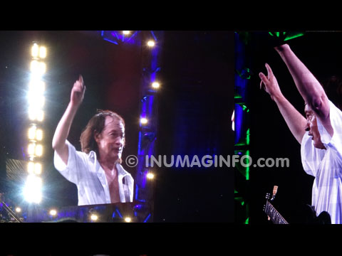 ANGUS YOUNG AC/DC © REPORTAGES VIDEO-PHOTO - inumaginfo.com