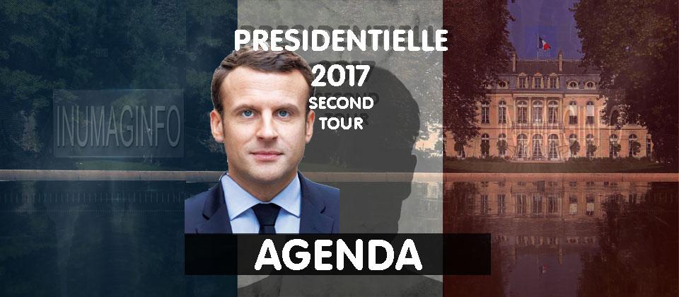 second tour présidentielles 2017