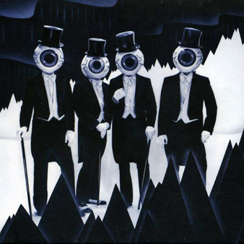 pochette the residents  - inumaginfo.com