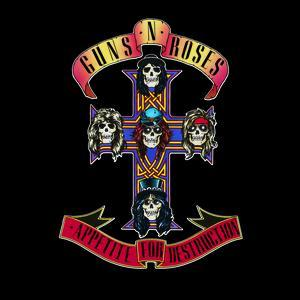 Pochette Guns n'Roses Appetite for Destruction - inumaginfo.com