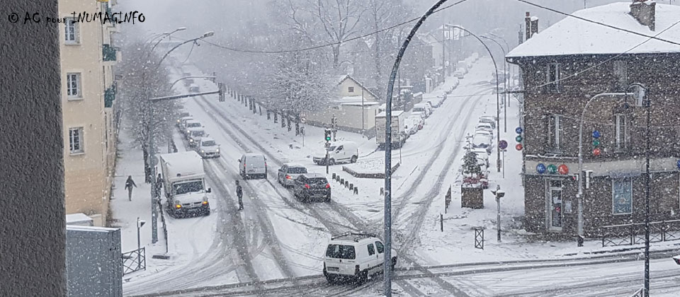 seconde vague de neige Poissy- inumaginfo.com