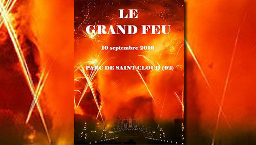 le grand feu d'artifice de saint-cloud - inumaginfo.com
