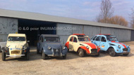 les deuches - 2CV - en balade - photo et video sur inumaginfo.com